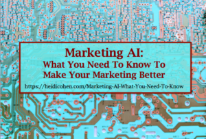 Marketing AI Definition