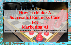 Marketing AI Business Case
