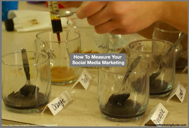 2015 Social Media Benchmarks-Hubspot research