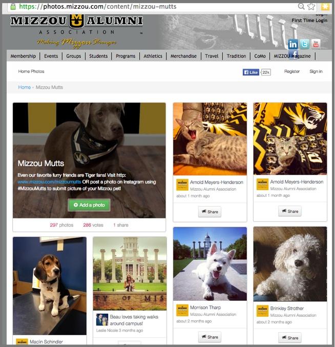 Visual Content Adds Emotion-Mizzzou