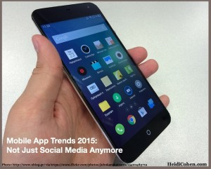 Mobile App Trends 2015