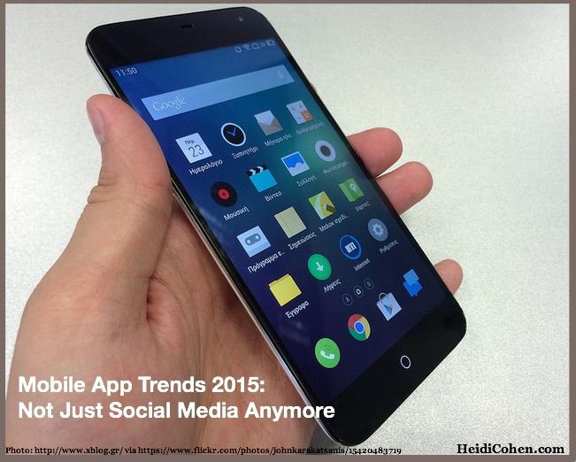 15 Mobile Facts That Should Change Your 2015 Marketing