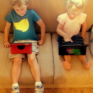 Mobile Devices at home