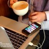 Connected via Smartphone and PC - Heidi Cohen-All rights reserved