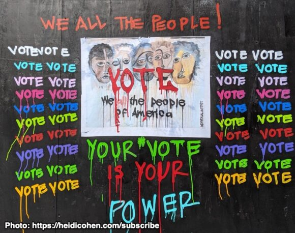 We All The People – Vote