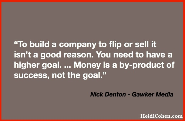 Nick Denton - Quote