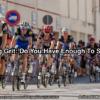 Blogging Grit is a marathon