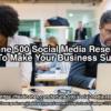 fortune 500 social media research