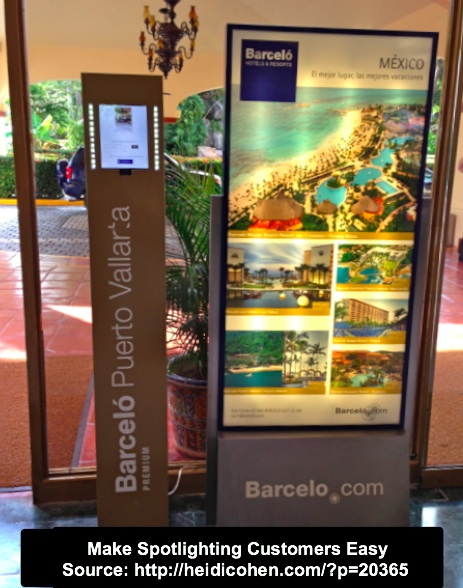Photo Kiosk in Barcelo Hotel-Facebook -Puerto Vallarta-1