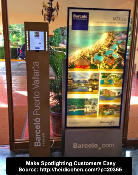 Photo Kiosk in Barcelo Hotel-Facebook -Puerto Vallarta-1