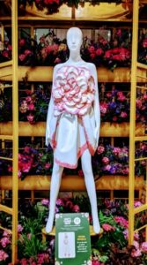 Flower Fashions at Macy's