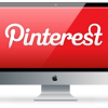 Pinterest Computer Screen