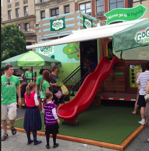 Pogopolooza-Union Square NYC-Go Go Squeez Fun House-Heidi Cohen