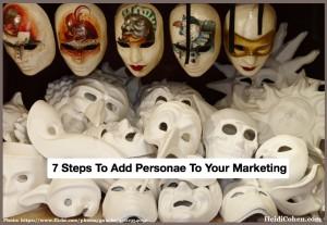 Post Marketing Persona Creation-7 Steps