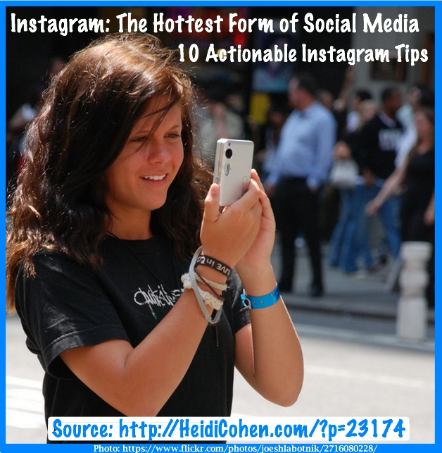 Instagram: The Hottest Form of Social Media
