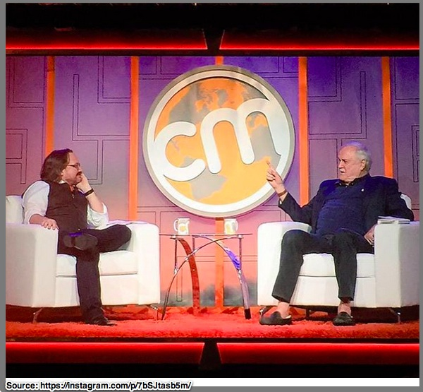 "Robert Rose on Instagram_ ""So.... Um Yeah - this just happened... Casual chat in front 3,500 people at #CMWorld....humbled and giddy #achievementunlocked""-1"
