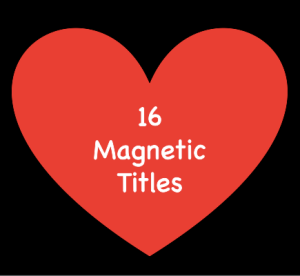 16 Magnetic Titles