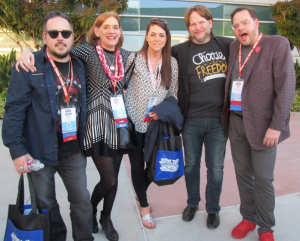 Social Media Marketing World 2016-Jason Miller, Heidi Cohen, Alexandra Rynne, Chris Brogan, Jay Baer