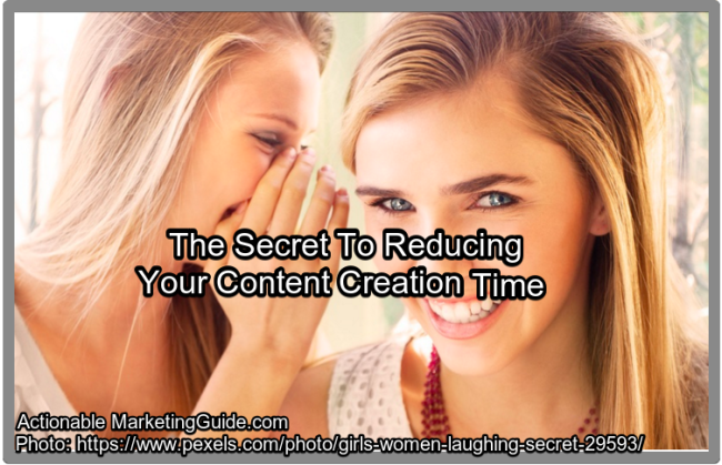 How To Republish Existing Content