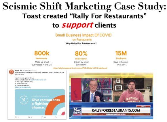 Seismic Shift Marketing Case Study