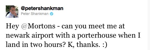 Shankman-Mortons