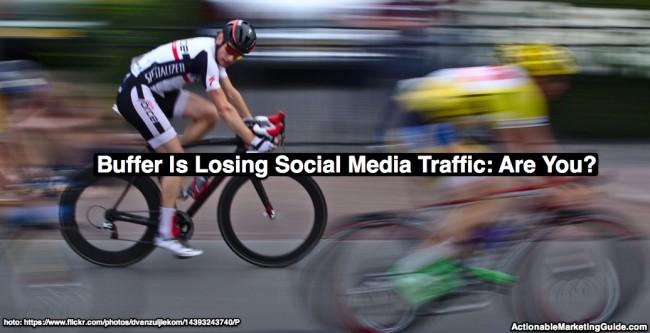 How to avoid a social media traffic decline