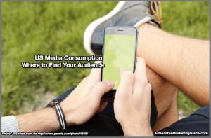 Smartphone use-US Media Consumption