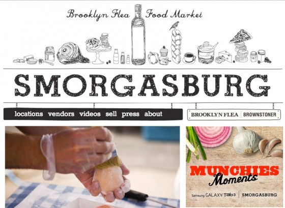 Smorgasburg - Brooklyn Flea Food Market