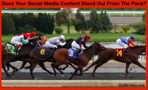 Social Media Content Stand Out from The Pack