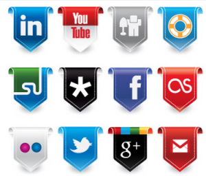 Social Media Icon Set-1