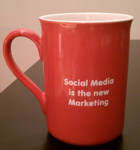 Social Media is the new Marketing