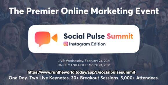 Social Pulse Summit