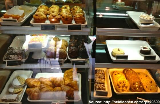 Starbucks Pastries -Lima Peru -Heidi COhen