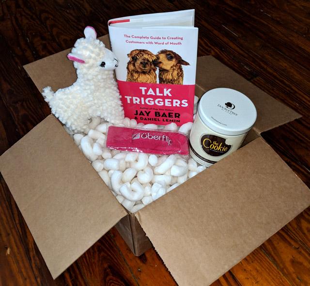 Talk Triggers Box