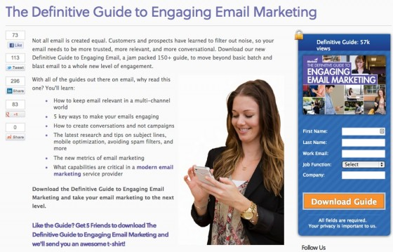 Marketo Guide to Email