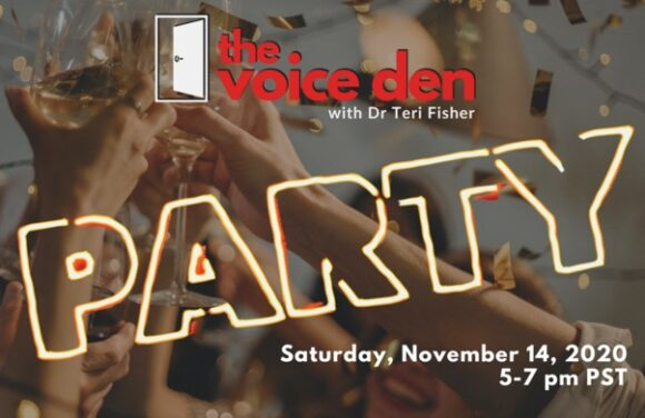 Voice Den Party