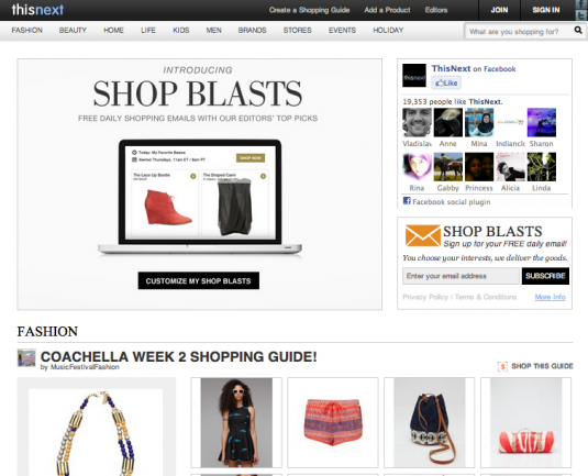 Social commerce to drive sales
