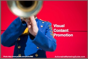 Toot Your Own Horn-Visual Content Promotion