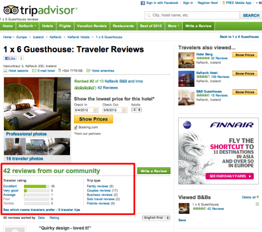 1X6 Guest house Iceland--Reviews & photos