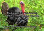 Holiday Content Marketing Campaign