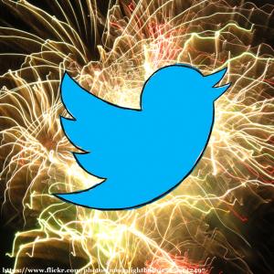 Twitter-Fireworks