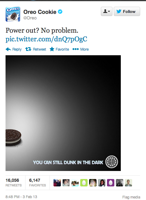 Social Media Case Study: How do OREO use it?