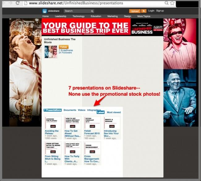 Unfinished Business  Presentations on SlideShare
