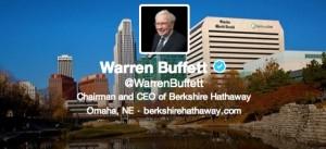 Warren Buffett  Twitter