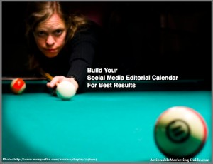 How To BUild YOur Social mEdia Editorial Calendar