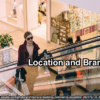 Location and branding