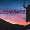Social Media Blogging Alive and Kicking