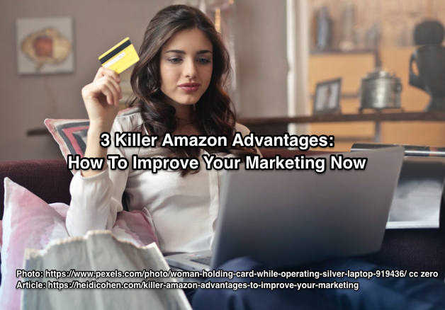 Killer Amazon Advantages
