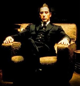 Al Pachino as Michael Corleone