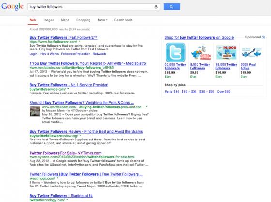 buy twitter followers - Google Search